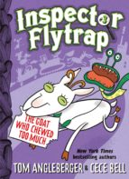 Inspector Flytrap in the Goat Who Chewed Too Much (Book #3) (ebook)