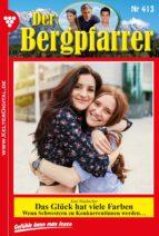 Der Bergpfarrer 413 - Heimatroman (ebook)