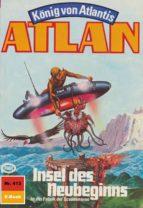 Atlan 413: Insel des Neubeginns