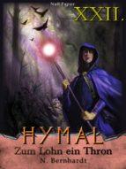 Der Hexer von Hymal, Buch XXII: Zum Lohn ein Thron (ebook)