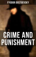 CRIME AND PUNISHMENT (ebook)