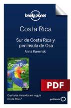 COSTA RICA 7. SUR Y LA PENINSULA DE OSA