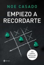 Empiezo a recordarte (ebook)