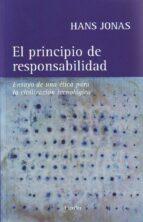 El principio de responsabilidad (ebook)