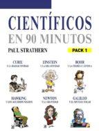 EN 90 MINUTOS - PACK CIENTIFICOS 1: CURIE, EINSTEIN, BOHR HAWKING, NEWTON Y GALILEO (ebook)