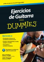 Ejercicios de guitarra para Dummies (ebook)