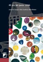 40 jocs per parlar català (ebook)