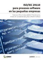 ISO/IEC 29110 para procesos software en las pequeñas empresas (ebook)