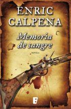 Memoria de sangre (ebook)