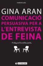 Comunicació persuasiva per a l'entrevista de feina (ebook)