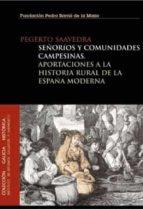 Señoríos y comunidades campesinas (ebook)