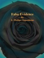 False Evidence  (ebook)