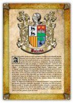 Apellido Buixeda / Origen, Historia y Heráldica de los linajes y apellidos españoles e hispanoamericanos