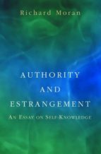 AUTHORITY AND ESTRANGEMENT