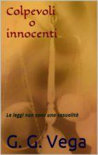 Colpevoli O Innocenti (ebook)