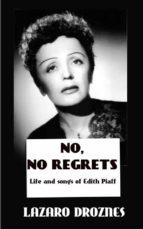 No, No Regrets (ebook)