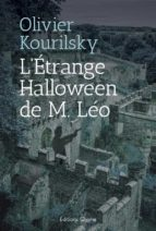 L'Étrange Halloween de M. Léo (ebook)
