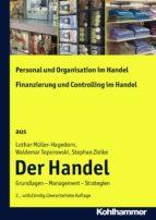 Personal und Organisation im Handel + Finanzierung und Controlling im Handel (ebook)