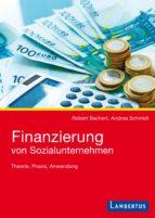 Finanzierung von Sozialunternehmen (ebook)