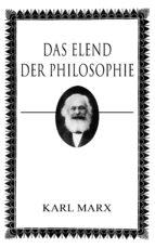 Das Elend der Philosophie (ebook)