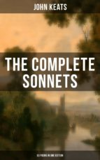 THE COMPLETE SONNETS OF JOHN KEATS (63 Poems in One Edition) (ebook)