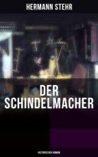 Der Schindelmacher (Historischer Roman) (ebook)