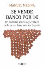 SE VENDE BANCO POR UN EURO