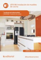 Instalación de muebles de cocina. MAMR0408 (ebook)