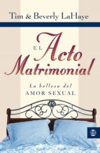 Acto matrimonial (ebook)