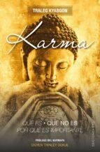 Karma. Qué es, qué no es, por qué es importante (ebook)