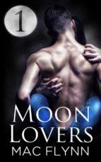 Moon Lovers #1: BBW Werewolf Shifter Romance (ebook)
