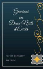 Gamiani ou Deux Nuits d'Excès (ebook)