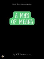 A Man of Means (ebook)