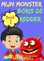Mijn Monster - Boek 1 - Boris De Redder (ebook)