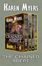 The Chained Adept 1-4 (ebook)