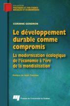 Le développement durable comme compromis (ebook)