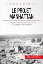 Le projet Manhattan (ebook)
