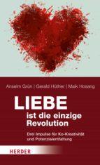 Liebe ist die einzige Revolution (ebook)