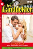 Der Landdoktor 36 - Heimatroman (ebook)
