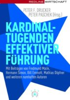 Kardinaltugenden effektiver Führung (ebook)
