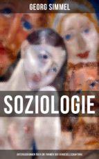 SOZIOLOGIE: Untersuchungen über die Formen der Vergesellschaftung (ebook)