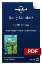 BALI Y LOMBOK 1. OESTE DE BALI