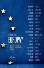¿Dónde vas, Europa? (ebook)