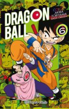 DRAGON BALL COLOR ORIGEN Y RED RIBBON Nº 06/08