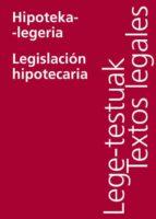 HIPOTEKA LEGERIA/LEGISLACIÓN HIPOTECARIA