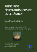 Principios fisíco-químicos de la cerámica