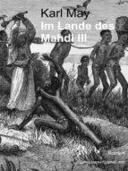 Im Lande des Mahdi III (ebook)
