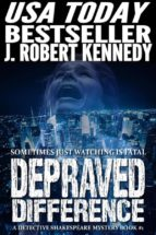Depraved Difference (ebook)