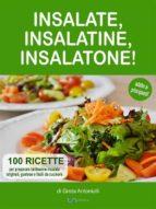 Insalate, insalatine, insalatone! (ebook)