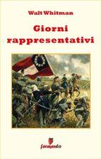 Giorni rappresentativi (ebook)